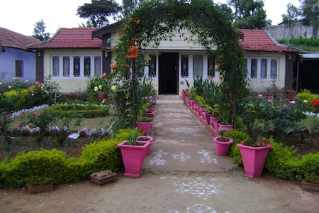 Shalom Cabin - comfort short stay - Coonoor