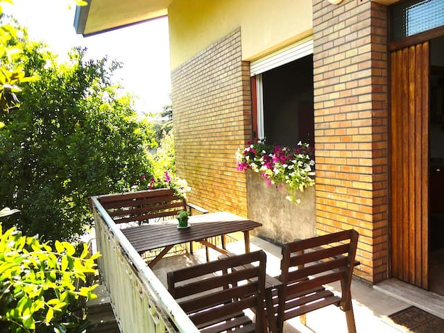 RAVENNA cozy Villa with garden - Ravenne - Villa