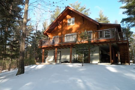 adirondack vacation chalet - Jay