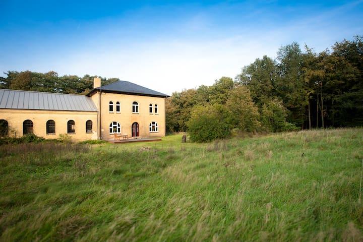 Das besondere Ferienhaus - Lehmkuhlen - Casa