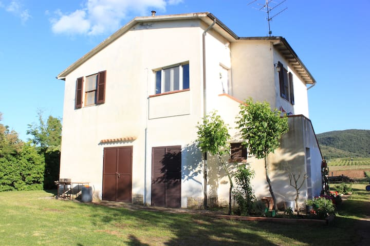 Country house in Argentario Tuscany - Orbetello - Dům