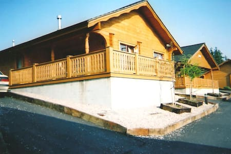 Scandinavian Lodge - Rathdrum - กระท่อม