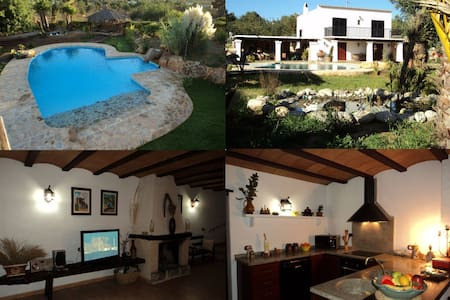 Beautiful and new villa for 6 peopl - San Rafael - Villa