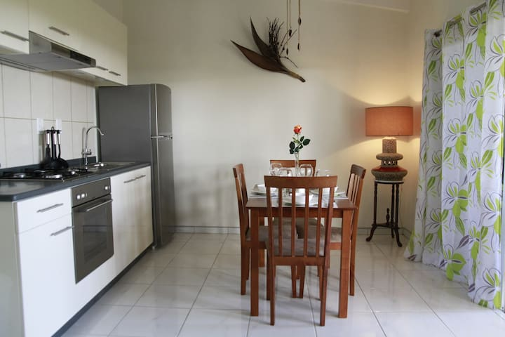 Cozy & Romantic apartment for 3 with sea view - Willemstad - Leilighet