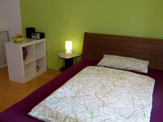 Klara-Appartement - zentral & cosy - Freiburg - Lägenhet