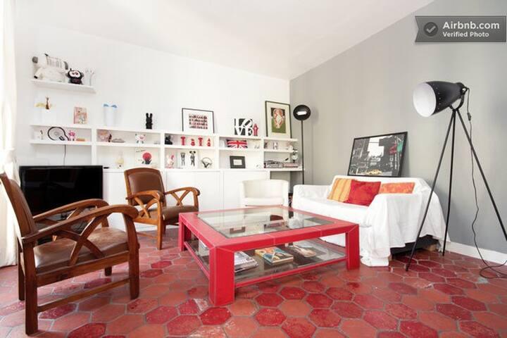Bel appartement proche Montmartre