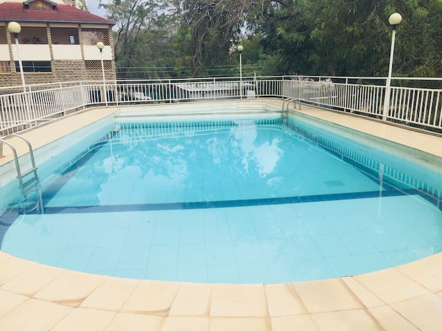 Warm & Spacious Apartment in Kilimani