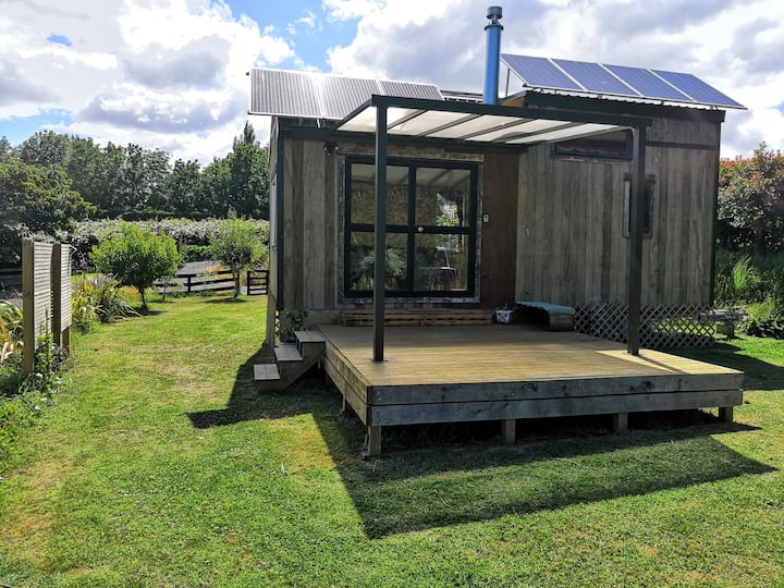 Tranquil, Off-Grid Tiny Home