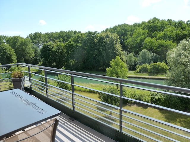 4P 105 m2 de standing vue except. - Souffelweyersheim - Departamento