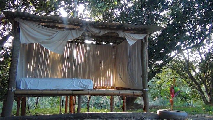"""Cabañas & Camping """"La Esmeralda"""""""