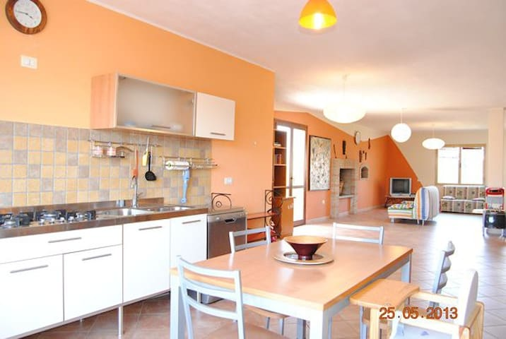 apartment between Cagliari and Pula - Capoterra - Flat
