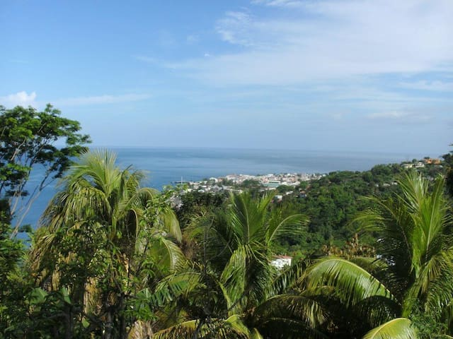 Dominica - Caribbean View Home