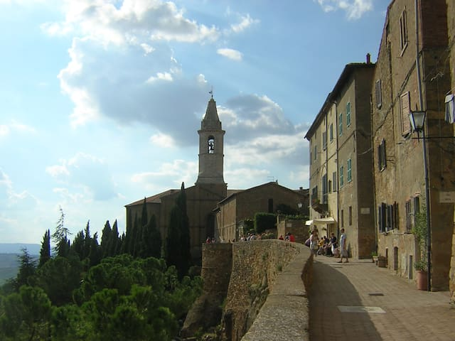 """Il Casello"" - Holidays in Tuscany - Pienza - Pis"