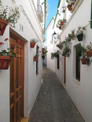 Casa de La Costurera. La Villa, Priego de Córdoba