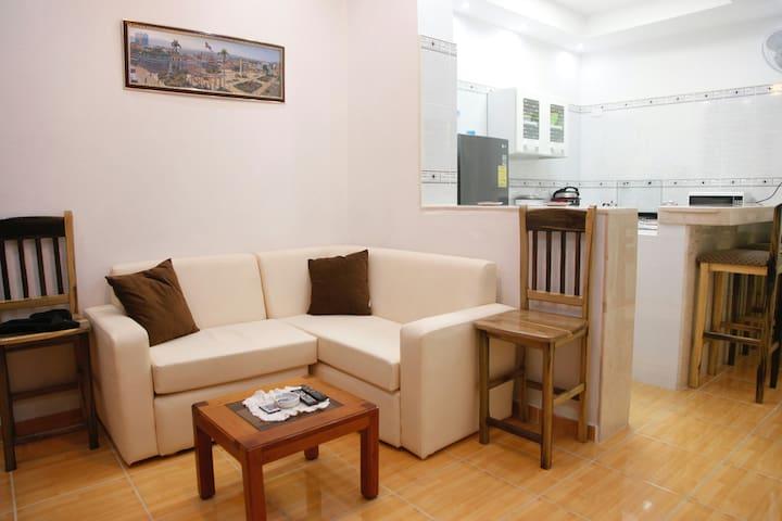 Casa Yesenia (APTO COMPLETO DE 1 HAB + WIFI )