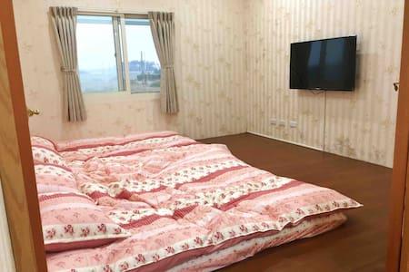 三合院渡假 鹿港 和室 全新開幕 Room B
