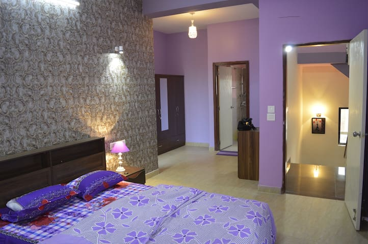 DUPLEX HOUSE FOR HOLIDAY AT VEDIC VILLAGE KOLKATA