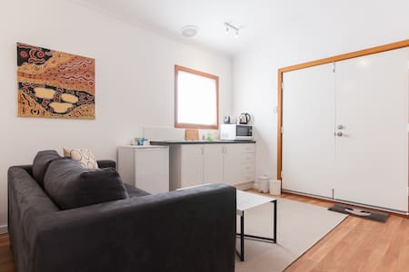 Fremantle private garden studio - Fremantle - Apartment