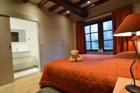 Vakantiewoning in oase van groen en rust - Geraardsbergen - Ferienunterkunft