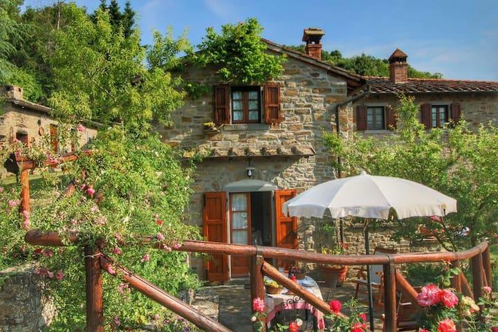 Affascinante bilocale con terrazza - Ristonchia - Byt