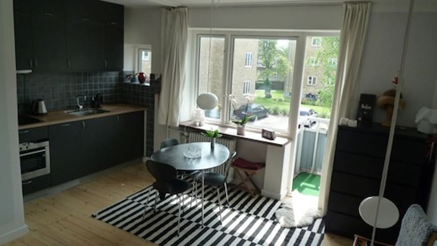 Apt.close to Metro, Airport and CHP - Kopenhaga - Apartament
