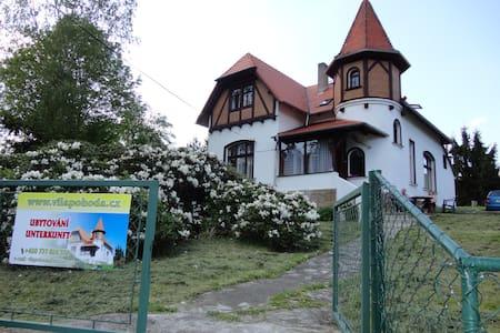 Vila Pohoda Jetřichovice - Jetřichovice