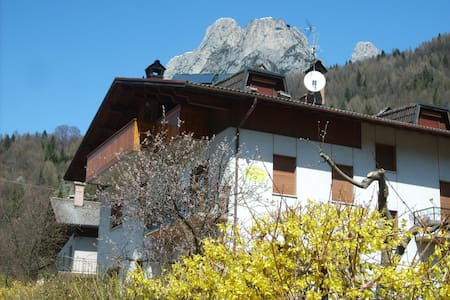 Welcome in B&B Sol Fiori Dolomities - Agordo