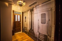 Quarto Mosaicos - Casa com história
