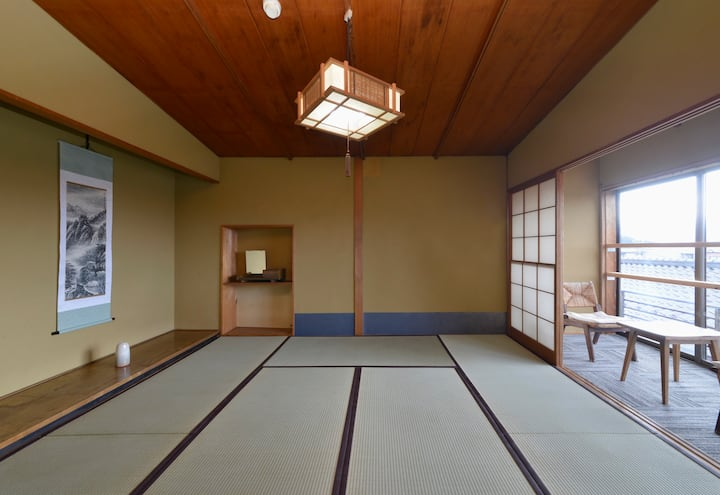[Traditional Japanese Style Room 3] ZEN Hostel