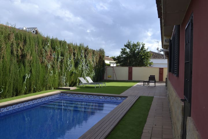 Chalet Independiente Sevilla