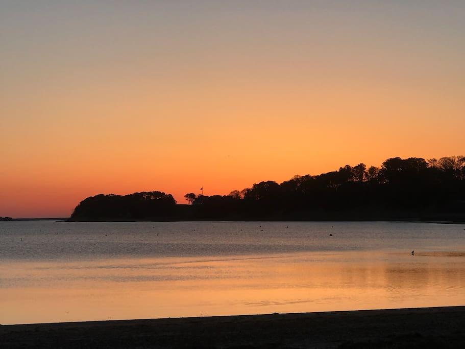 Pleasant Bay Sunrise