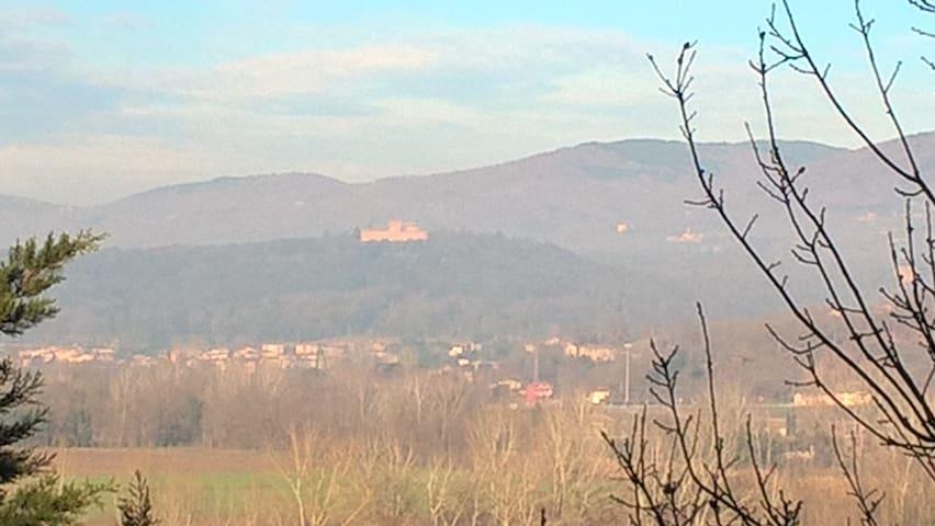 in splendida colonica toscana - Figline e Incisa Valdarno - Lägenhet