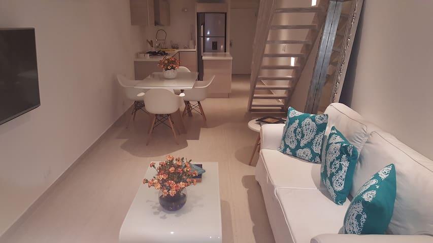 Apartamento romantico en la ciudad amurallada