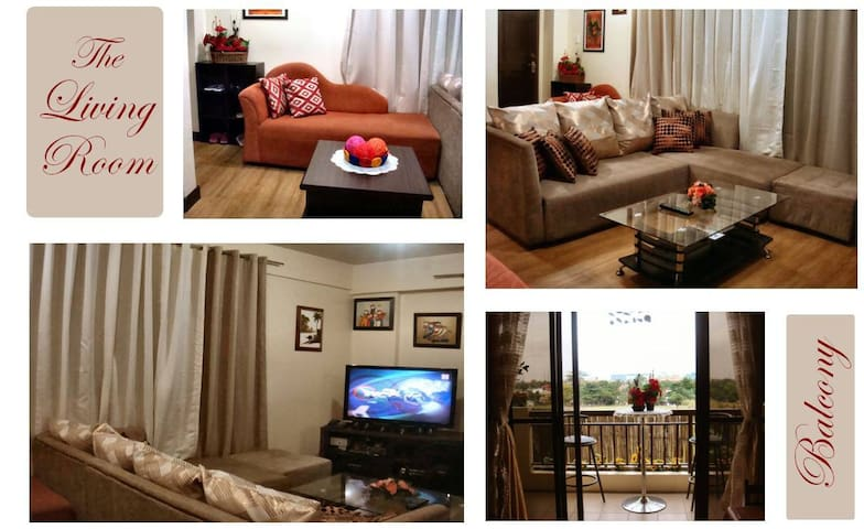 3-Bedroom condo -  Vacation Rental for Tourists