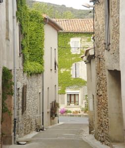 L'OUSTALET DES CORBIERES - Cascastel-des-Corbières - House