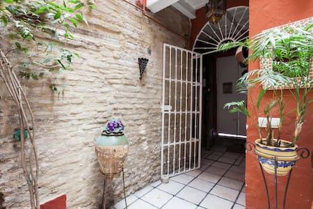 habitacion 3 en casa con encanto - Sevilla