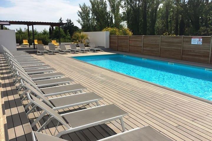 Les terrasses d'AIX - Aix-en-Provence - Apto. en complejo residencial