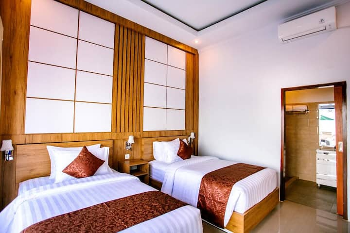 Suite Ocean with Pool Access ( Twin room )