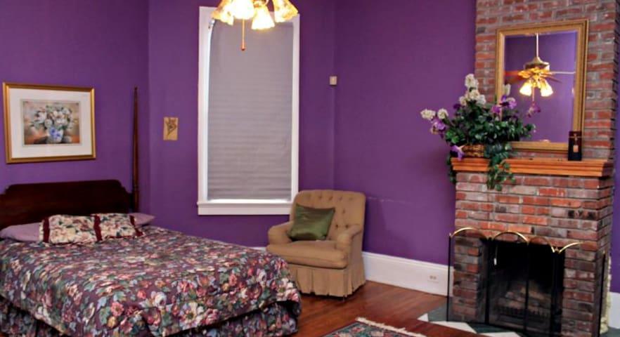 comfortable room in historic guest house chambres d 39 h tes louer la nouvelle orl ans. Black Bedroom Furniture Sets. Home Design Ideas
