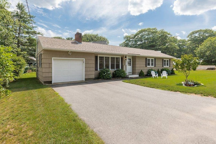NEW! Renovated 3BR Home - Walk to the Beach!