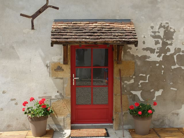 Le Relais de Poste - Vinon - Haus