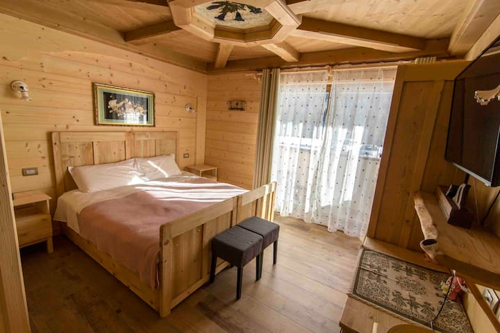 Room 2 of B&B IL NIDO