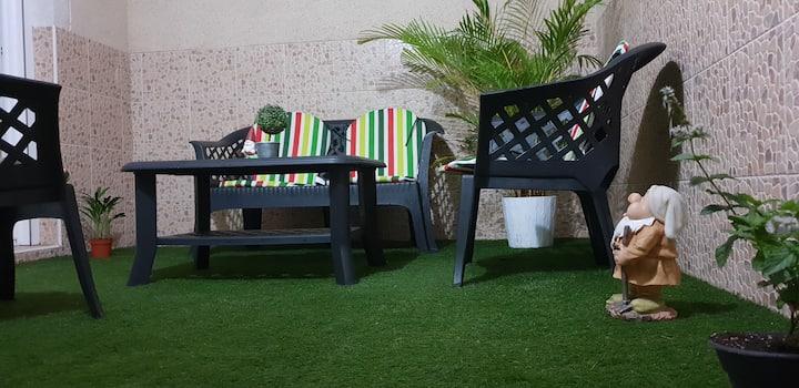 Habitación privada en el centro de Alguazas!