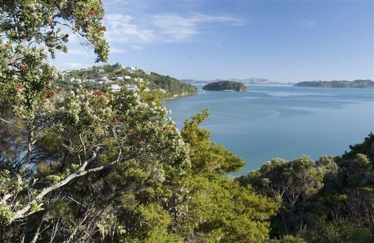 Retreat bay of Islands - Panorama - Paihia - Wohnung