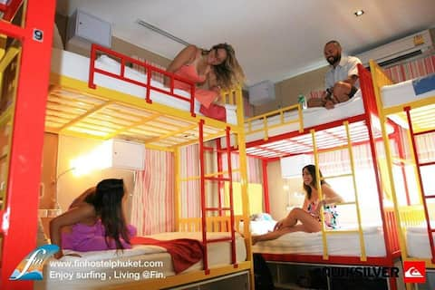 Fin Hostel Phuket @ Kata - Mixed Dorm 1