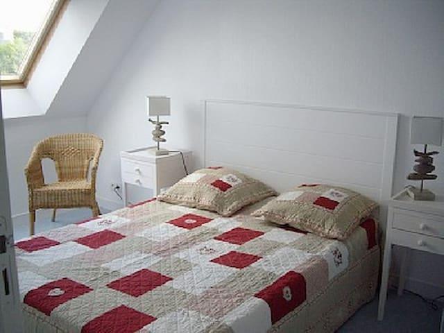 chambre 1 gite langoustine
