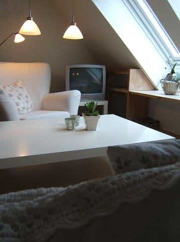 The Copper´s Attic - Mariager - Bed & Breakfast