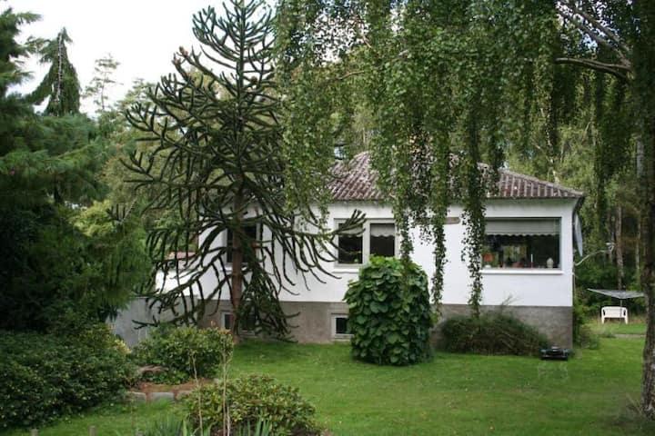 Vacation home at beautiful Samsø (BEV friendly)