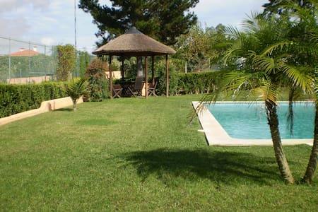 Villa apartment w/ swimming pool  - Colares - Appartement