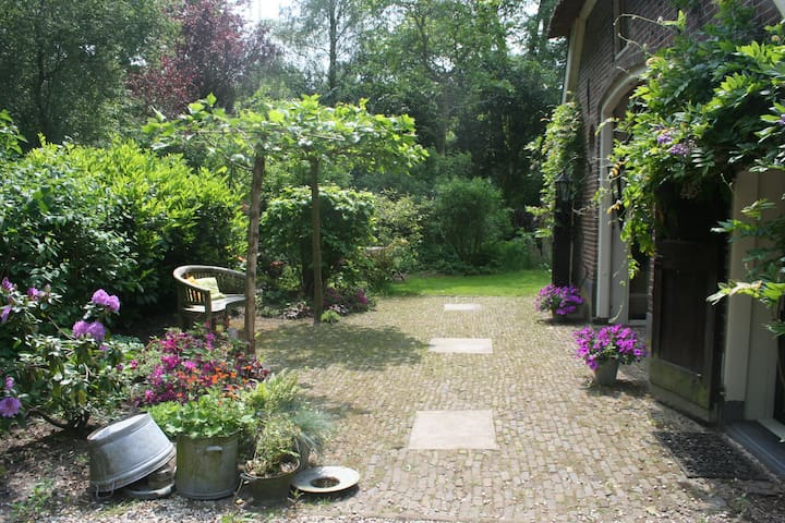 Lommerrijk terras.